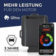 Maxchip Ultra With App Volvo V60 For 2.4 D5 205 Bhp /151 Collar Diesel
