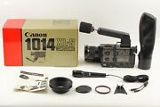 All Works【mint+++ In Box】 Canon 1014 Xl-s 8mm Movie Film Camer W/bm70 From Japan