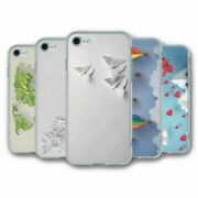 For Iphone 7 8 Se 2020 Silicone Case Cover Origami Collection 1
