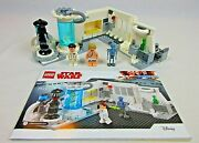 Used Lego Disney Star Wars Complete 75203 Hoth Medical Center No Box Ships Free