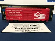 Weaver Lehigh Valley Centralia Train Station 40and039 Ps-1 Box Car Limited Edition