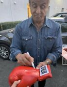 Sylvester Stallone Signed Glove Rocky Autographed Glove Exact Proof Beckett