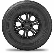 4 New Cooper Discoverer H/t3 All-season Tires - Lt265/70r17 Lre 10ply 265 70 R17