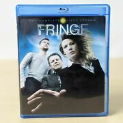 Fringe - The Complete First Season Blu-ray Disc 2009 5-disc Set No Slipcover