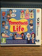 Tomodachi Life Nintendo 3ds In Very Good Clean Condition