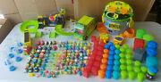 The Trash Pack Toy Lot Trashies Figures And Acceesories Playsets