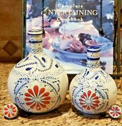Grand Mayan Collectible Tequila Decanter Bottles Ultra Aged 1.750l + 750ml