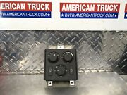 Volvo Vnl Dash A/c Climate Control Switch Module P/n 84732237 And 5hb 012885-06