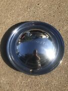Vintage 1949 1950 Plymouth Fury Belvedere Satellite Hubcap Wheel Cover