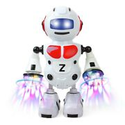 20xsinging And Dancing Robot Toys Xmas Gifts For Boys And Girls Robot Kids