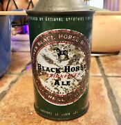 Black Horse Ale Cone Shaped Beer Can