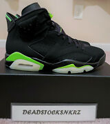 Nike Air Jordan 6 Retro Electric Green Ct8529 003 Gs And Menand039s Sizes