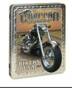 Chopper Madness Bikers Collectors Tin Edition Usa 3 Disc Dvd Set Motorcycles