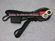 Big Dog Motorcycle, Doc's Battery Tender Harness With Quick Disconnect W/ Fuse