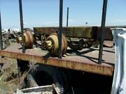 42 Ford Deuce-and-a Half Rear End Assembly,vintage,military,world War Two