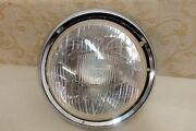 Nos Genuine Marchal Equilux 7 Headlight Assembly Citroen Ds Id 19 21 Neuf Phare
