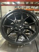 Fit 20 11 50th Anni Gloss Black Az850 Tires Wheels Widebody Charger Challenger