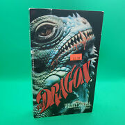 The Dragon By William Schoell - Rare Paperbacks From Hell Horror Gore Book