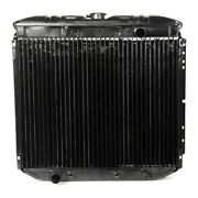 1967-70 Mustang Maxcore 3 Row Radiator Copper/brass 20 6 Cyl 170/200 Motor