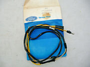 New Old Stock 1957 Thunderbird Front Parking Lite And Horn Wire Loom T-bird 57