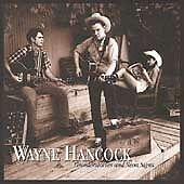Thunderstorms And Neon Signs By Wayne Hancock Cd Mar-1998 Ark 21 Like New