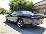 For 08-up Dodge Challenger Abs Rear Spoiler Hellcat Redeye Style Trunk Lid Wing
