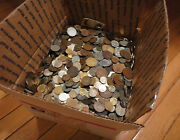 3 Pound Bulk World Foreign Coin Lots Kids Love Coins