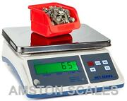 Digital Counting Parts Coin Scale 66 X .002 Lb 30 Kg X 1 Gram Inventory Paper Mc