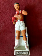 Limited Edition 1st Mccormick Muhammad Ali Porcelain Decanter Empty With Box