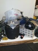 Lot Of New Engine Old Out Boad Inboard Parts Volvo Penta Mercury And Others