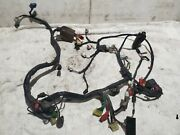 02-03 Cbr 900 Main Engine Wiring Harness Electrical Wire Motor 0049