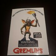 Neca Olympic Gremlin Sdcc Exclusive Figure Read