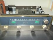 Mcintosh 65b Tuner In Very Good Condition With Cabinet And Vintage Tubes