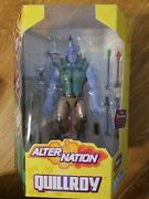 Alter Nation Quillroy Action Figure Phase 1 By Panda Mony