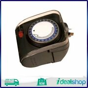 Excalibur Heavy Duty Outdoor Timer Ip44, Spa Pumps And Heavy-duty Devices
