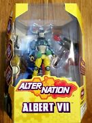 Alter Nation Albert Vii Action Figure Phase 1 By Panda Mony