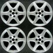 Nissan Altima All Silver 17 Oem Wheel Set 2002 To 2004