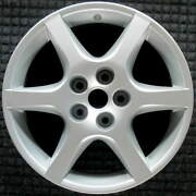Nissan Altima All Silver 17 Inch Oem Wheel 2002 To 2004