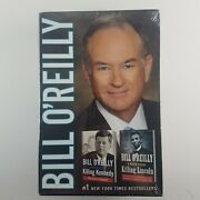 Killing Lincoln And Killing Kennedy Boxed Set By Bill O'reilly Sealed Us President