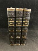 1901/1922 The Popular And Critical Bible Encyclopedia In 3 Volumes