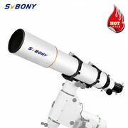 Astronomical Telescope Achromatic Refractor With Dovetail Plate Dust Cover