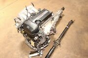 Toyota 3sge Beams Vvti Engine With 6 Speed Trans Jdm Altezza Is200 3s-ge
