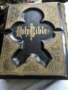 Antique Holy Bible 1800's
