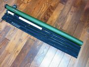 Sage 7130-4 X Spey 7 Line 130 Two-handed 4p Fly Rod Fishing Casting W/tube