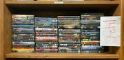 Wholesale Lot Of 80+ Sci-fi Fantasy Aliens Magic Movies Dvds Ships Free