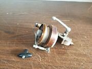 Vintage Centaure Pacific Spinning Reel France Pre Patient Stamp For Parts