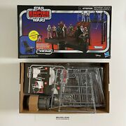 Star Wars Vintage Collection Carbon-freezing Chamber Playset Mib No Stormtrooper