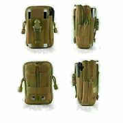 Waterproof Outdoor Camping Hiking Military Tactical Waist Bag Pack Pouch
