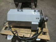 Haas Spindle Motor Sl-30 Cnc Lathe With Pulley And Cables