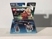 Lego Fun Pack 71220 Lord Of The Rings W/ Gimli And Axe Chariot